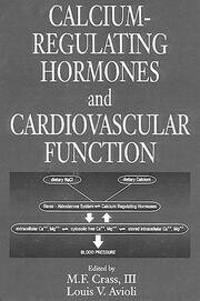 Calcium-Regulating Hormones and Cardiovascular Function - 1st Edition book cover