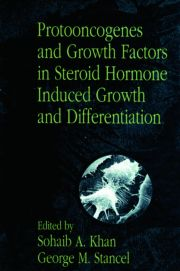 Protooncogenes and Growth Factors in Steroid Hormone Induced Growth and Differentiation - 1st Edition book cover