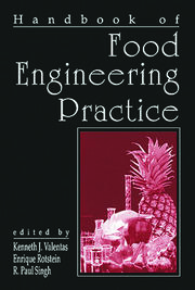 Handbook of Food Engineering Practice