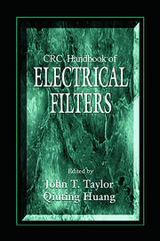CRC Handbook of Electrical Filters