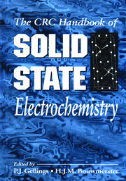 Handbook of Solid State Electrochemistry