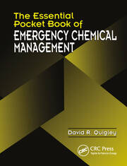 The Essential Pocket Book of Emergency Chemical Management - 1st Edition book cover