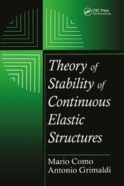 Theory of Stability of Continuous Elastic Structures