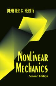 Nonlinear Mechanics, Second Edition