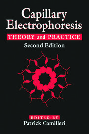 Capillary Electrophoresis: Theory and Practice, Second Edition