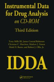 Instrumental Data for Drug Analysis on CD-Rom