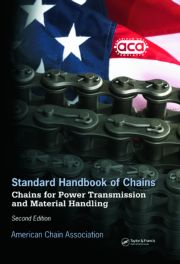 Standard Handbook of Chains: Chains for Power Transmission and Materials Handling Second Edition - CD Version