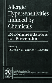 Allergic Hypersensitivities Induced by Chemicals: Recommendations for Prevention