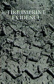 Tire Imprint Evidence