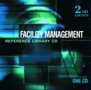 Facility Management Reference Library CD, Second Edition - 2nd Edition book cover
