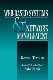 Web-based Systems and Network Management