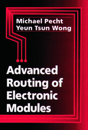 Advanced Routing of Electronic Modules - 1st Edition book cover