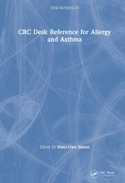 CRC Desk Reference for Allergy and Asthma - 1st Edition book cover