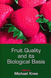 Fruit Quality and its Biological Basis