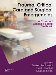 Trauma, Critical Care and Surgical Emergencies