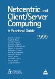 NetCentric and Client/Server Computing - 99th Edition book cover