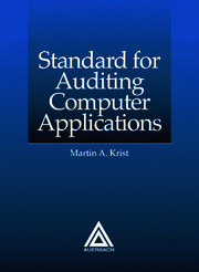 Standard for Auditing Computer Applications