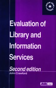 Evaluation of Library and Information Services - 1st Edition book cover