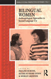 Bilingual Women - 1st Edition book cover