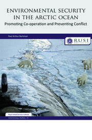 Environmental Security in the Arctic Ocean - 1st Edition book cover