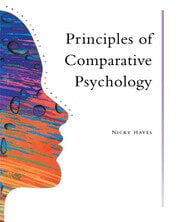 Principles Of Comparative Psychology - 1st Edition book cover
