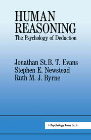 Human Reasoning - 1st Edition book cover
