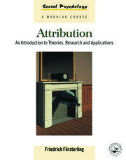 Attribution - 1st Edition book cover