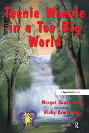 Teenie Weenie in a Too Big World - 1st Edition book cover