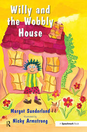 Willy and the Wobbly House - 1st Edition book cover