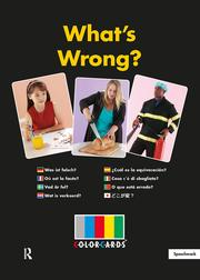 What's Wrong?: Colorcards - 2nd Edition book cover