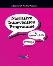Narrative Intervention Programme - 1st Edition book cover
