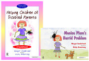 Helping Children of Troubled Parents & Monica Plum's Horrid Problem - 1st Edition book cover