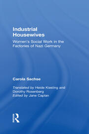 Industrial Housewives - 1st Edition book cover