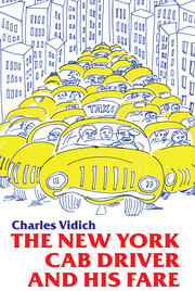 New York Cab Driver and His Fare - 1st Edition book cover