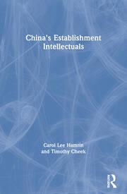 China's Establishment Intellectuals - 1st Edition book cover