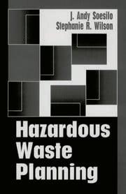 Hazardous Waste Planning