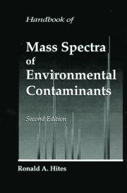 Handbook of Mass Spectra of Environmental Contaminants