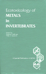 Ecotoxicology of Metals in Invertebrates