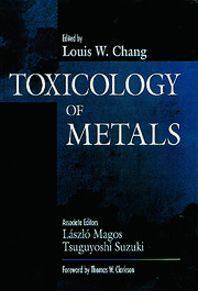 Toxicology of Metals, Volume I