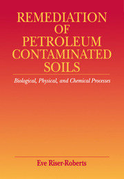 Remediation of Petroleum Contaminated Soils: Biological, Physical, and Chemical Processes