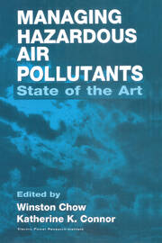 Managing Hazardous Air Pollutants: State of the Art