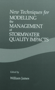 New Techniques for Modelling the Management of Stormwater Quality Impacts