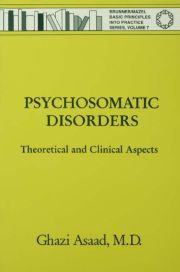 Psychosomatic Disorders - 1st Edition book cover