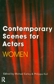 Contemporary Scenes for Actors - 1st Edition book cover