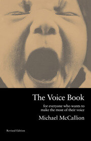 The Voice Book - 2nd Edition book cover