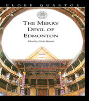 The Merry Devil of Edmonton - 1st Edition book cover