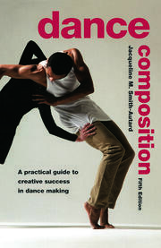 Dance Composition - 5th Edition book cover