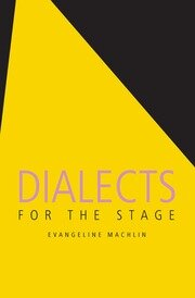 Dialects for the Stage - 2nd Edition book cover