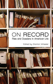 On Record - 1st Edition book cover