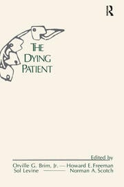 The Dying Patient - 1st Edition book cover